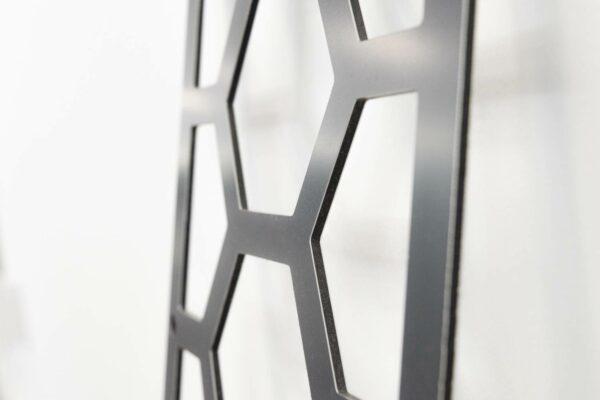 Fake metal fixtures interior design