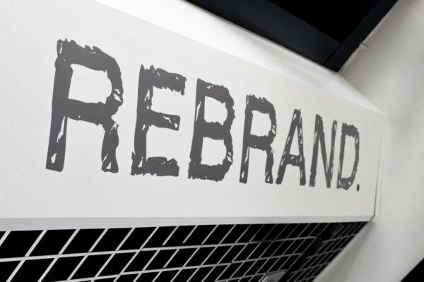 brand matching graphic design
