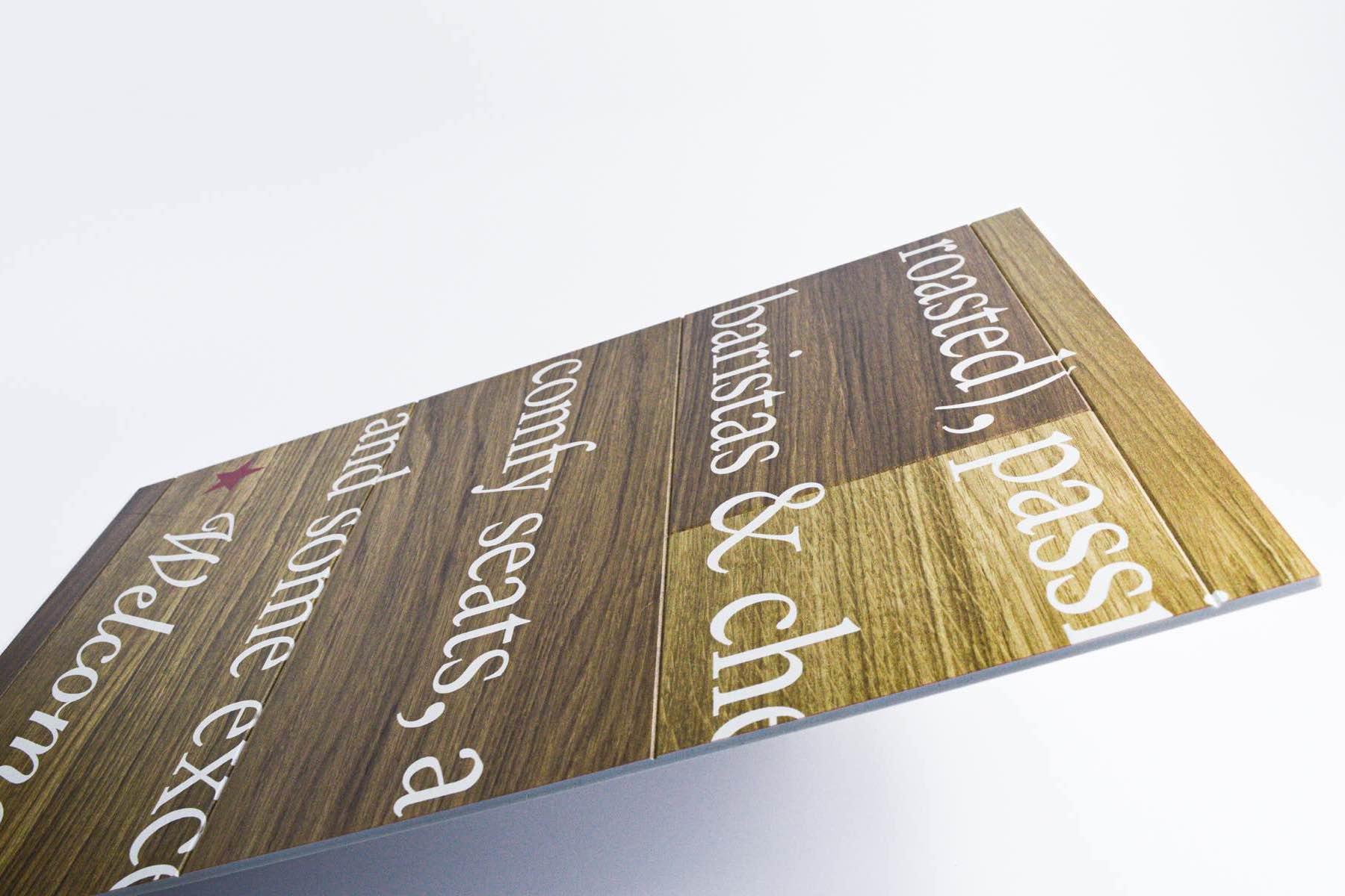 wood effect panel 1
