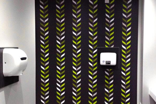 custom printed wall graphics