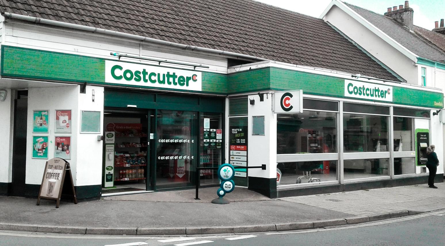 Eternal shop Signage